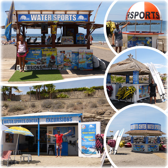 Sobre Water Sports Tenerife