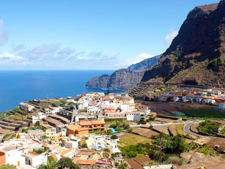 Tours en car la Gomera