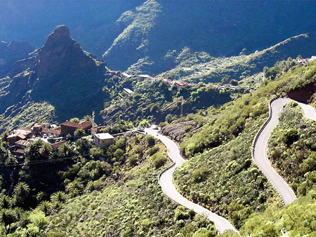 Tours en car Teide Masca