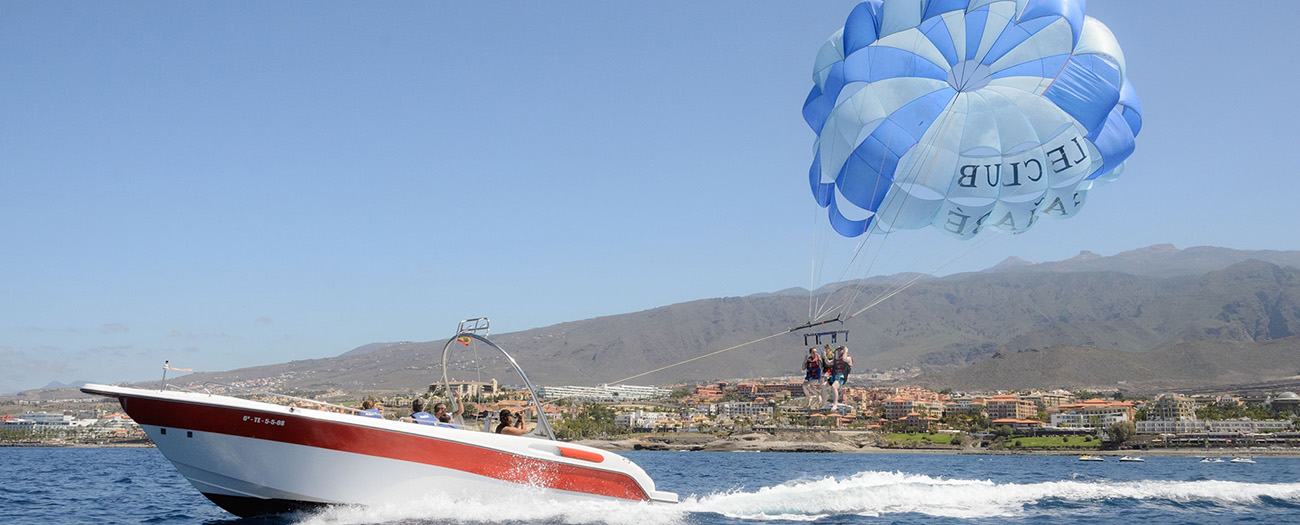 Water Sport parascending
