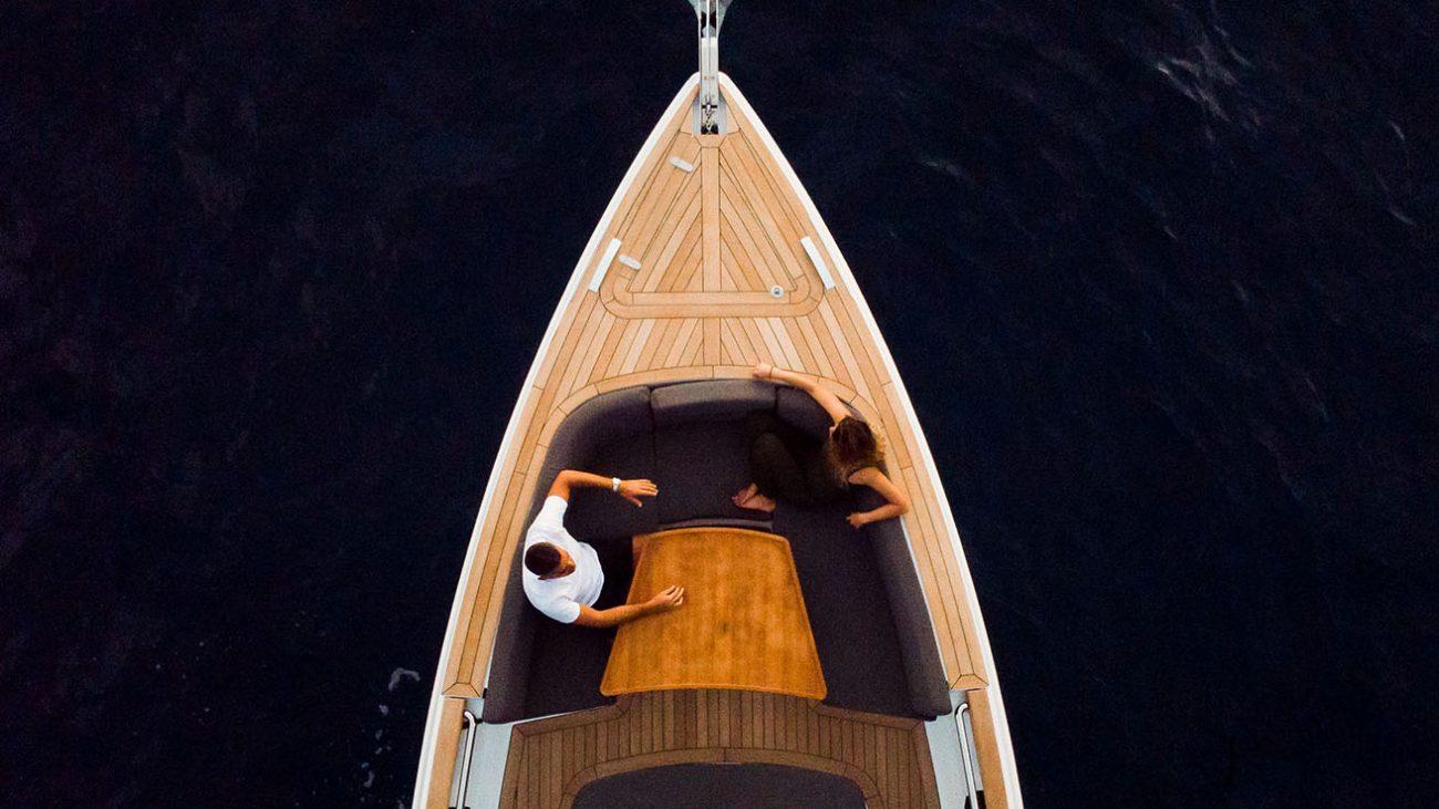 Canarias Tenerife Fañabe sailing