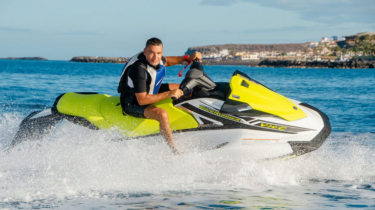 Jet bike private tenerife