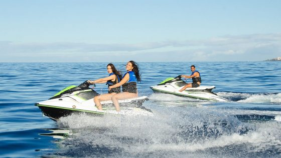 Jet ski Safari Tenerife Isole Canarie