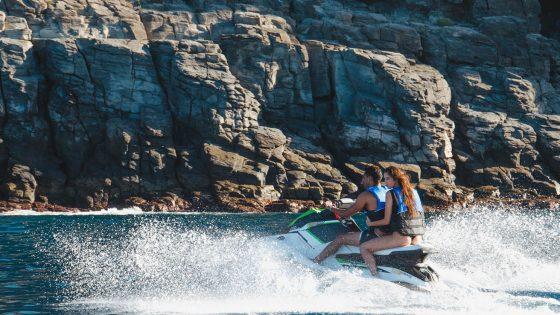 Jet ski Safari Tenerife Canarias Fañabe