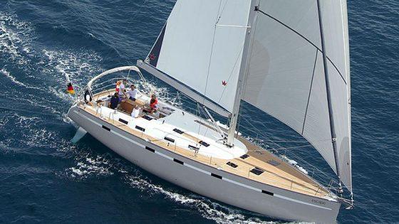 Lady Sunshine naviga a Tenerife Fañabe