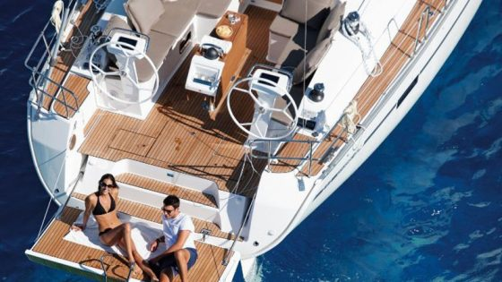 Lady Sunshine sailing Tenerife canarias