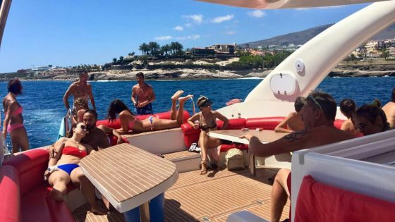 watersports tenerife sailing and fun