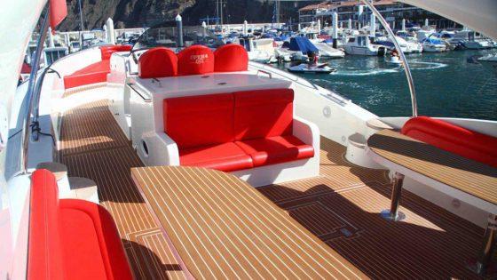 watersports tenerife sailing opera boat